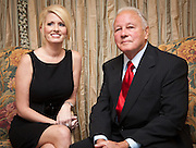 Press conference with Trina and Edwin Edwards at the Hotel Monteleone