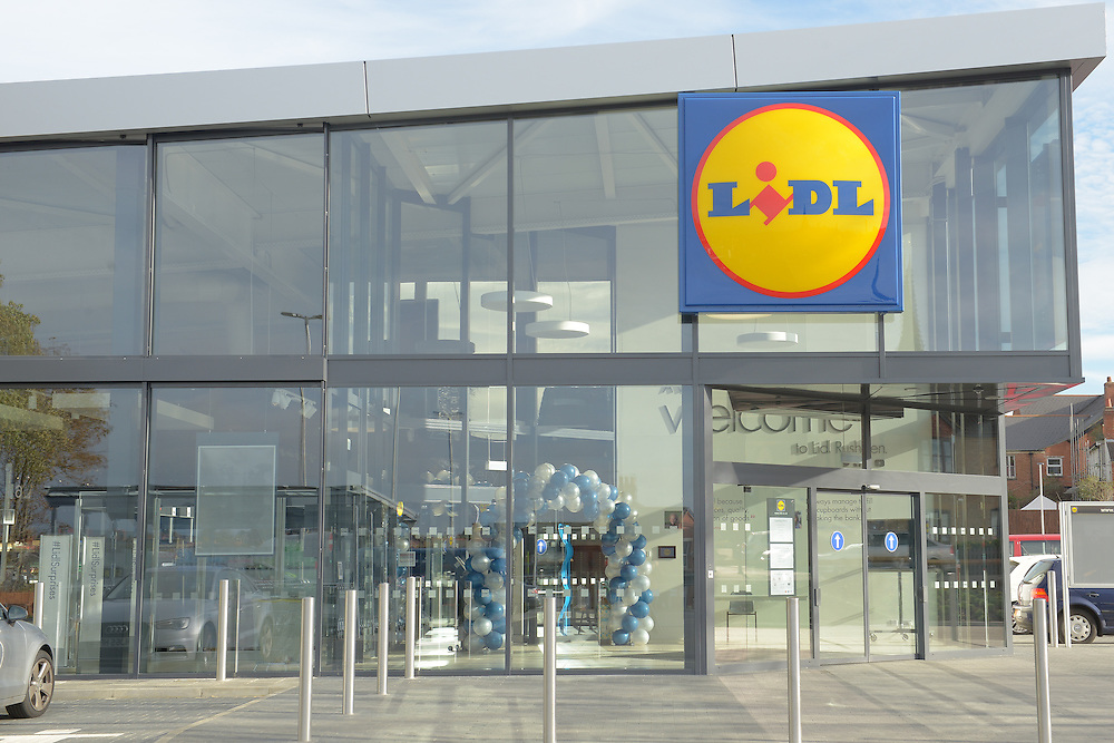 Lidl UK | new concept store 2015