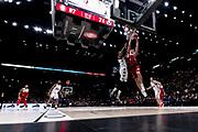 Mindaugas Kuzminskas<br /> A | X Armani Exchange Olimpia Milano - Segaredo Virtus Bologna<br /> Legabasket Serie A 2018/19<br /> Foto MarcoBrondi / Ciamillo-Castoria