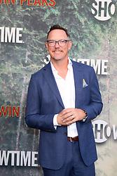 May 19, 2017 - Los Angeles, CA, USA - LOS ANGELES - MAY 19:  Matthew Lillard at the ''Twin Peaks'' Premiere Screening at The Theater at Ace Hotel on May 19, 2017 in Los Angeles, CA (Credit Image: © Kay Blake via ZUMA Wire)