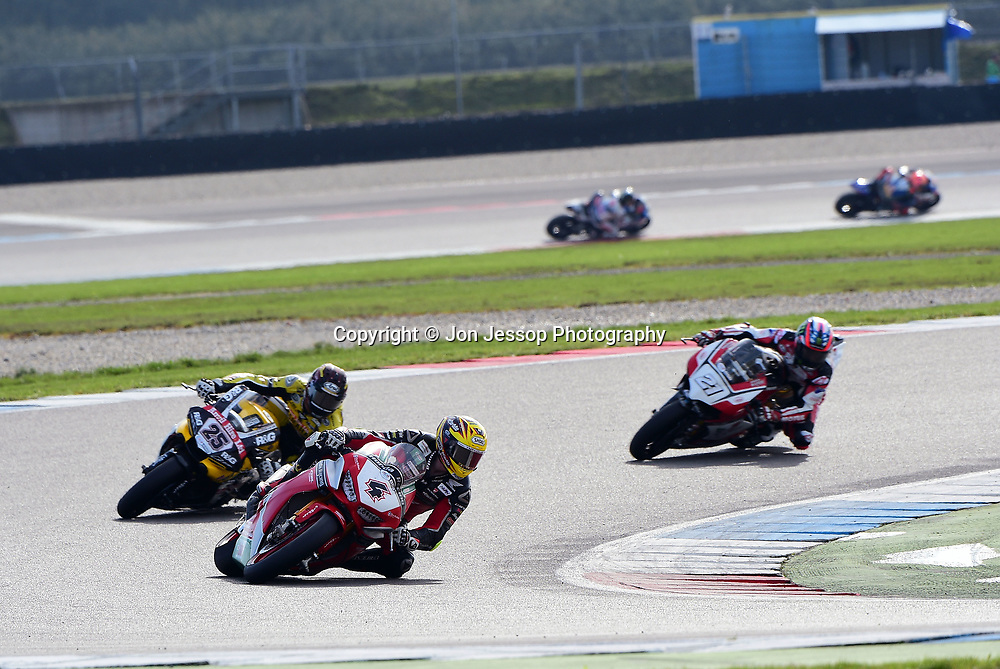 #4 Dan Linfoot Honda Racing MCE British Superbike Championship