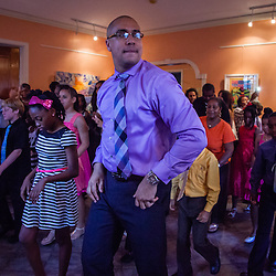 Dancing Classrooms at VICA