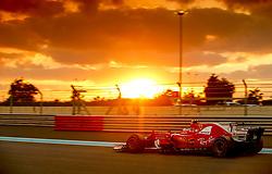 November 26, 2017 - Abu Dhabi, United Arab Emirates - Motorsports: FIA Formula One World Championship 2017, Grand Prix of Abu Dhabi, .#7 Kimi Raikkonen (FIN, Scuderia Ferrari) (Credit Image: © Hoch Zwei via ZUMA Wire)
