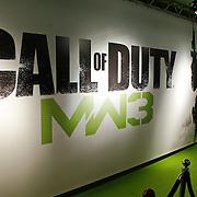 NLD/Amsterdam/20111107- Lancering Call of Duty MW3,