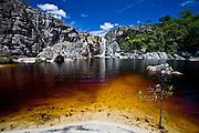 Sao Goncalo do Rio Preto _ MG, 23 de Abril de 2008..Parque Estadual do Rio Preto...Banco de Imagens - B01...Foto: JOAO MARCOS ROSA / AGENCIA NITRO