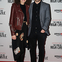 European Premiere, Season 2 of The Man in the High Castle is exclusively on Amazon Prime,London,UK