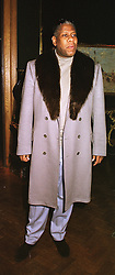 Designer ANDRE LEON TALLY, at a party in London on 22nd February 1999.<br /> MON 24