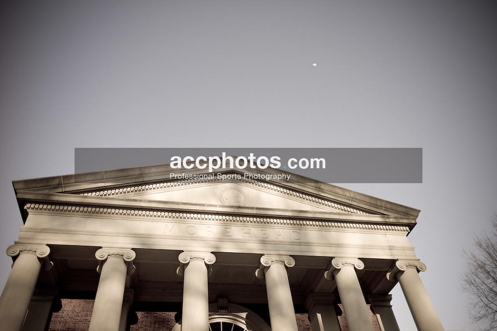 2011 February 12: Morehead Planetarium. Chapel Hill, NC