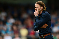 Wycombe Wanderers manager Gareth Ainsworth - Mandatory by-line: Dougie Allward/JMP - 21/04/2018 - FOOTBALL - Adam's Park - High Wycombe, England - Wycombe Wanderers v Accrington Stanley - Sky Bet League Two