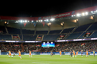 Action - 28.03.2015 - Paris Saint Germain / Glasgow City FC - 1/2 Finale retour Champions League<br /> Photo : Andre Ferreira / Icon Sport