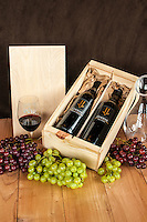 Wine Box Display