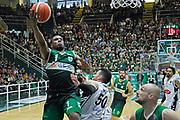 Avellino 30/04/2017 - Lega Basket Serie A - Campionato 2016/2017<br /> Sidigas Avellino - Pasta Reggia Caserta<br /> nella foto: joe ragland<br /> foto Ciamillo