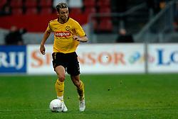 09-05-2007 VOETBAL: PLAY OFF: UTRECHT - RODA: UTRECHT<br /> In de play-off-confrontatie tussen FC Utrecht en Roda JC om een plek in de UEFA Cup is nog niets beslist. De eerste wedstrijd tussen beide in Utrecht eindigde in 0-0 / Jamaique Vandamme <br /> ©2007-WWW.FOTOHOOGENDOORN.NL