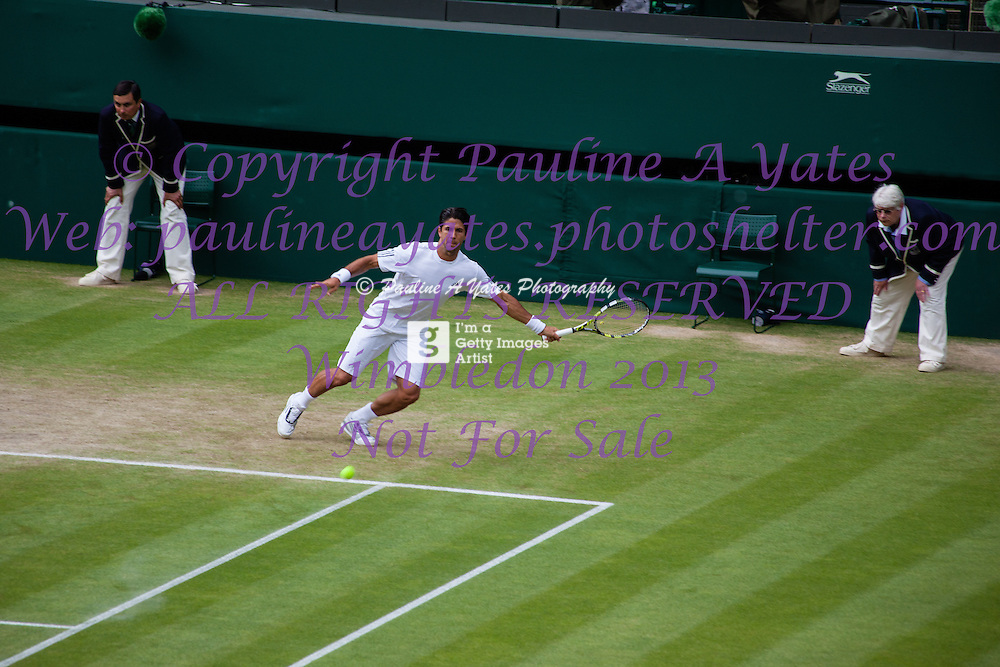 Men's Quarter Final 2013<br />