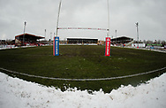 General Stadium view ahead of Batley Bulldogs vs Leigh Centurions during the Ladbrokes Challenge Cup match at Fox's Biscuits Stadium, Batley<br /> Picture by Stephen Gaunt/Focus Images Ltd +447904 833202