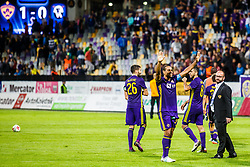 Marcos Morales Tavares #9 of NK Maribor during 1st Leg football match between NK Maribor (SLO) and FH Hafnarfjordur (ISL) in Third qualifying round of UEFA Champions League 2017/18, July 26, 2017, in Stadium Ljudski vrt, Maribor, Slovenia. Photo by Grega Valancic / Sportida