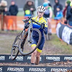 12-01-2020: Wielrennen: NK Veldrijden: Rucphen <br />Seera Gademan