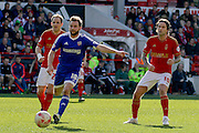 Brentford midfielder Alan Judge during the Sky Bet Championship match between Nottingham Forest and Brentford at the City Ground, Nottingham, England on 2 April 2016. Photo by Chris Wynne.
