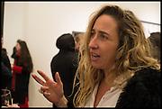 AMELIA TROUBRIDGE, Steven Meisel: Role Play - private view Phillips,, Berkeley Sq. London. 16 December 2014.