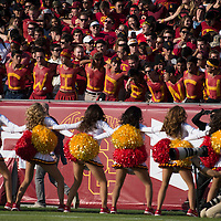USC Football v UCLA 2ND HALF