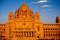 Umaid Bhwan Palace Hotel, Jodhpur, Rajasthan, India