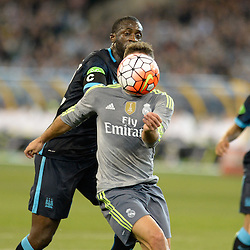 Man City v Real Mardrid   International Champions Cup   24 July 2015