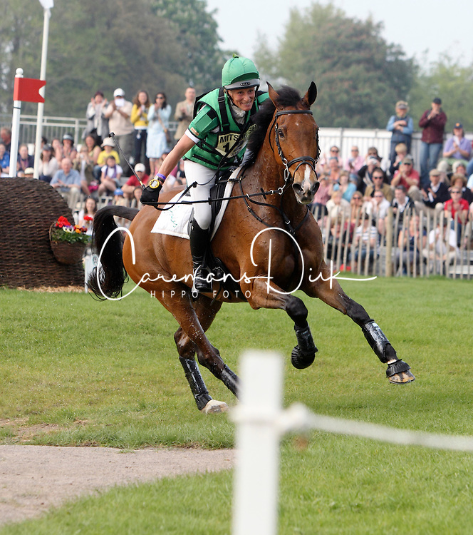 King Mary (GBR) - Imperial Cavalier<br /> CIC4* Badminton 2011<br /> &copy; Hippo Foto - Cealy Tetly