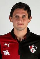 Mexico League - BBVA Bancomer MX 2014-2015 -<br /> Rojinegros - Club Atlas de Guadalajara Fc / Mexico - <br /> Luis Nery Caballero