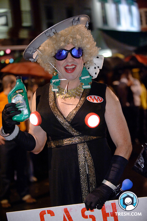 Images from the 23rd annual High Heel Race held at 17th & Q Streets, NW, in Washington, D.C., Tuesday, October 27, 2009.