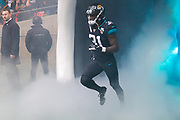 Jacksonville Jaguars Defensive Back Breon Borders (31) introduction during the International Series match between Jacksonville Jaguars and Houston Texans at Wembley Stadium, London, England on 3 November 2019.