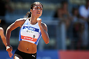 Floria Guei competes in women 400m during the Athletics French Championships 2018, in Albi, France, on July 7th, 2018 - Photo Philippe Millereau / KMSP / ProSportsImages / DPPI