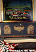 German chests and 1837 blanket, Historical Society, Reading, Berks Co., PA