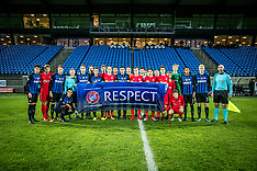 22.11.2017 UEFA Youth League Esbjerg fB - Inter Milan 0:6 (1:10 )