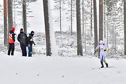 PEROTTOSDOTTER L, SWE, LW9 at the 2018 ParaNordic World Cup Vuokatti in Finland