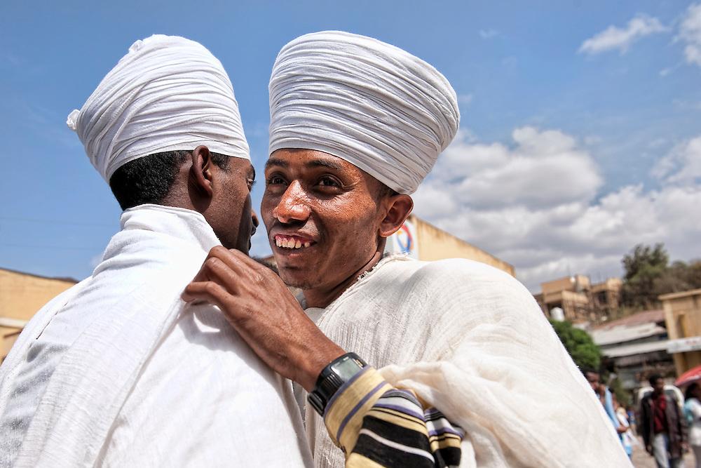 ETH, Ethiopia, Gonder, Gonder, Gondar, Tmkat, Timket