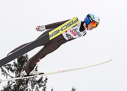 01.02.2019, Energie AG Skisprung Arena, Hinzenbach, AUT, FIS Weltcup Ski Sprung, Damen, Qualifikation, im Bild Jacqueline Seifriedsberger (AUT) // Jacqueline Seifriedsberger (AUT) during the woman's Qualification Jump of FIS Ski Jumping World Cup at the Energie AG Skisprung Arena in Hinzenbach, Austria on 2019/02/01. EXPA Pictures © 2019, PhotoCredit: EXPA/ Reinhard Eisenbauer