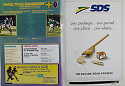 All Ireland Senior Hurling Championship - Final, .03.09.1995, 09.03.1995, 3rd September 1995, .03091995AISHCF, .Senior Clare v Offaly,.Minor Kilkenny v Cork,.Clare 1-13, Offaly 2-8, ..SDS, An Post Special Distrubution Services, .DBA Publications Limited,