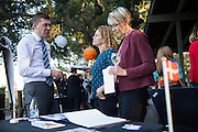 ROI Communication host their annual All Team Meeting at the Quadrus Conference Center in Menlo Park, California, on October 26, 2016. (Stan Olszewski/SOSKIphoto)