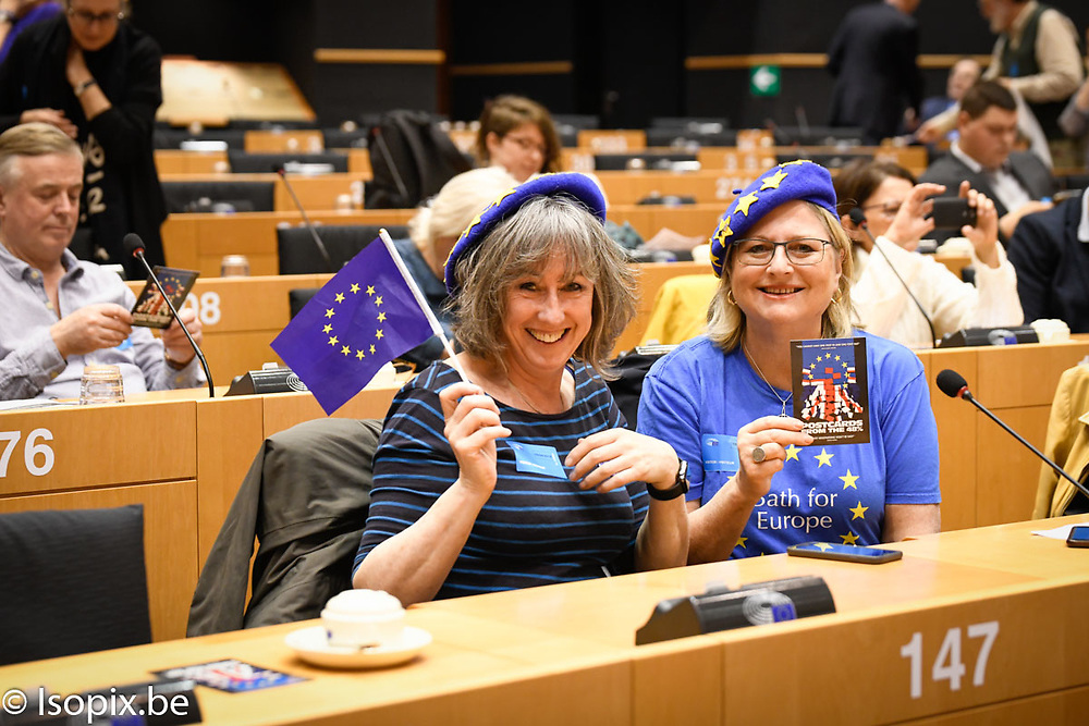 Special documentary screening: ' Poscards from the 48% - How do we stop Brexit ?'
