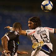 during the Botafogo V Vasco, Futebol Brasileirao  League match at Estadio Olímpico Joao Havelange, Rio de Janeiro, The classic Rio derby match ended in a 2-2 draw. Rio de Janeiro,  Brazil. 22nd September 2010. Photo Tim Clayton.