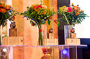 Koning Maxima reikt de Appeltjes van Oranje uit aan Stichting Met je Hart op Paleis Noordeinde. De prijzen zijn dit jaar toegekend aan drie initiatieven die op een buitengewone manier vrijwilligers mobiliseren en enthousiast houden.<br /> <br /> King Maxima presents the Appeltjes van Oranje to Stichting Met je Hart at Noordeinde Palace. The prizes have been awarded this year to three initiatives that mobilize volunteers in an extraordinary way and keep them enthusiastic.