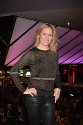 Sophie Raworth at the Costa Book of The Year Awards held at Quaglino's, 16 Bury Street, London England. 31 January 2017.