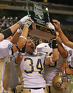Texas HS Football:  Alamo Heights vs. Clark, 6 Sep 07, Alamodome, San Antonio TX