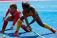 Olympics 2012, hockey, Sulette Damons