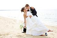 Virginia Beach Wedding: Amy and Brent