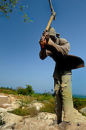 Kenya - Stone Cutters Of Likoni