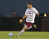 September 6, 2014: The Southern Nazarene University Crimson Storm play against the Oklahoma Christian University Eagles on the campus of Oklahoma Christian University.