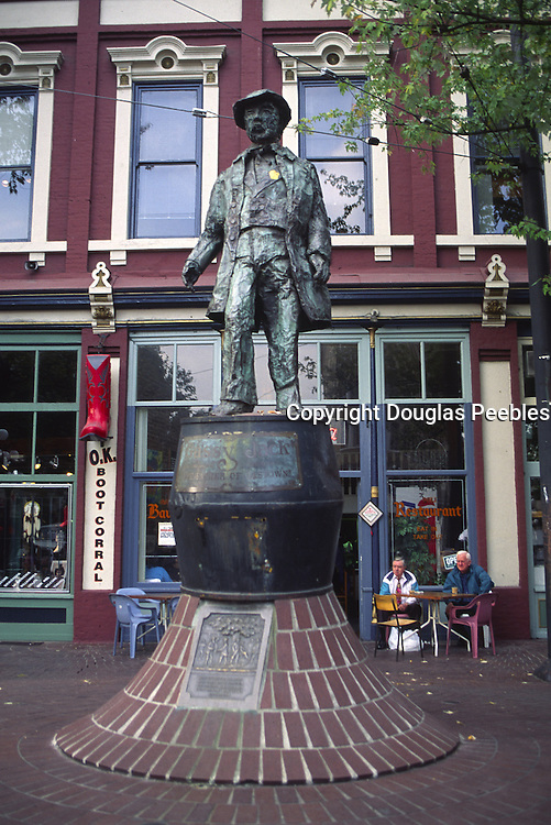 Gastown district, Vancouver, British Columbia, Canada<br />