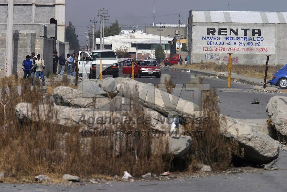 Toluca, Méx.- Aspectos de la zona industrial Lerma y Toluca 2000. Agencia MVT / Mario Vazquez de la Torre. (DIGITAL)<br /> <br /> NO ARCHIVAR - NO ARCHIVE