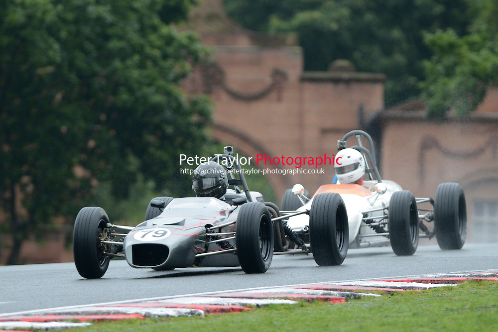#79 Mark Shaw Merlyn Mk20 during Historic Formula Ford - Qualifying as part of the Oulton Park Gold Cup at Oulton Park, Little Budworth, Cheshire, United Kingdom. August 31 2015. World Copyright Taylor/PSP. Copy of publication required for printed pictures.  Every used picture is fee-liable. http://archive.petertaylor-photographic.co.uk